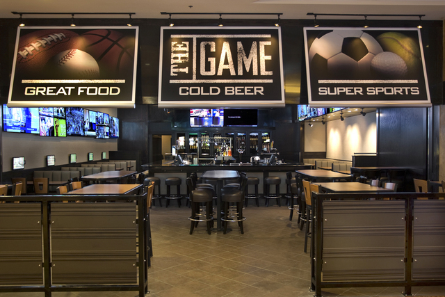 Boyd Gaming began its conversion of its restaurants at several of its casinos with The Game at the Suncoast. The company removed TGI Fridays and renovated the space into a sports bar, which locate ...