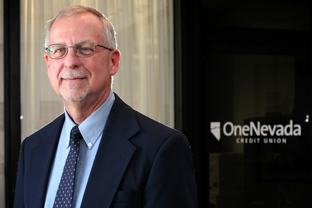 Brad Beal, president and CEO of One Nevada Credit Union