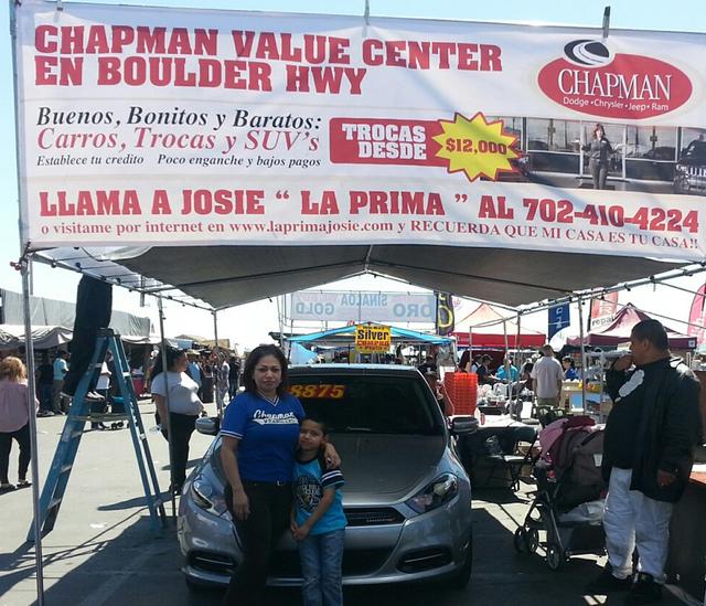 Chapman Dodge Las Vegas >> Chapman Las Vegas Review Journal