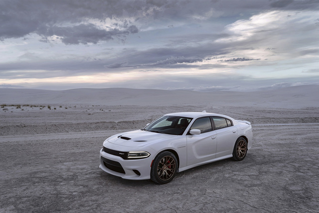 Courtesy photo 2015 Dodge Challenger