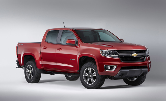 The all-new 2015 Chevrolet Colorado Z71 is built with the DNA of a true Chevy truck and is expected to deliver class-leading power, payload and trailering ratings. Colorado goes on sale in fall 2014.