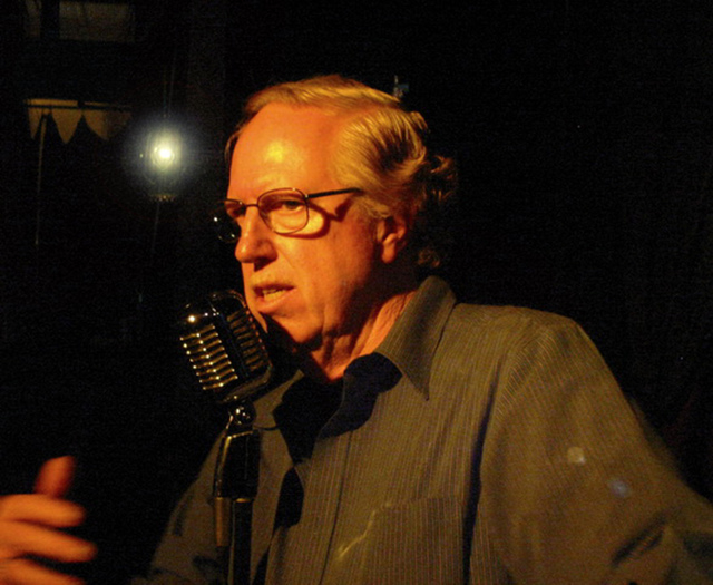 """Local poet Lee Mallory is set to present """"Loves and Love Undone,"""" a free poetry performance with Michael Love on drums, at 7 p.m. Dec. 3 at the Wimbledon Tennis Club, 3930 Swenson St. For more ..."""