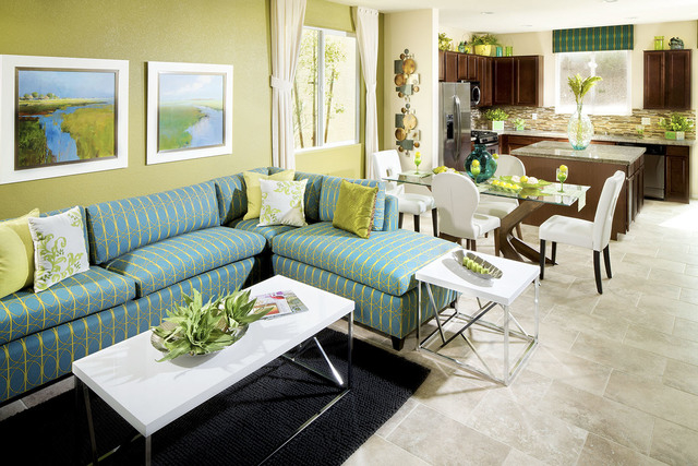 Courtesy photo  Harmony Homes' Daybreak neighborhood features two models, including this one with 1,739 square feet.