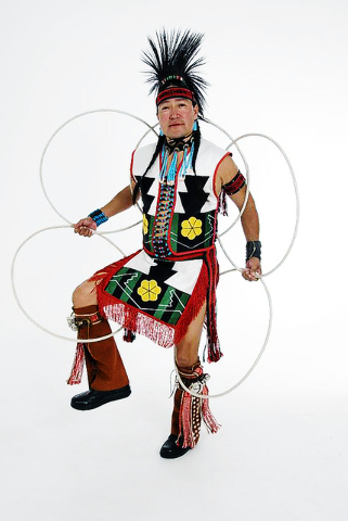 Champion hoop dancer Derrick Suwaima Davis plans to perform as part of Native American Heritage Month at 4:30 p.m. Nov. 6 at the Centennial Hills Library, 6711 N. Buffalo Drive. Call 702-507-6100. ...