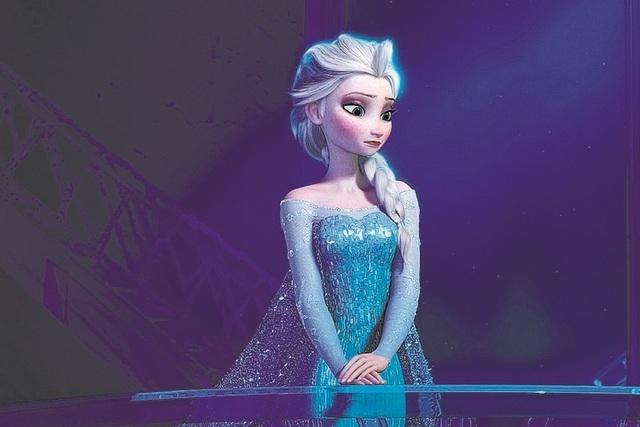 "(""Frozen,"" ©2013 Disney)"