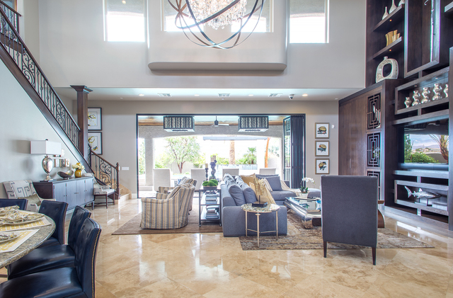 Property Brothers starting to feel at home in Vegas   Las ... on property brothers at home, vegas property brothers home, drew scott home, property brothers bedroom home, kitchen property brothers home, property brothers reno home,