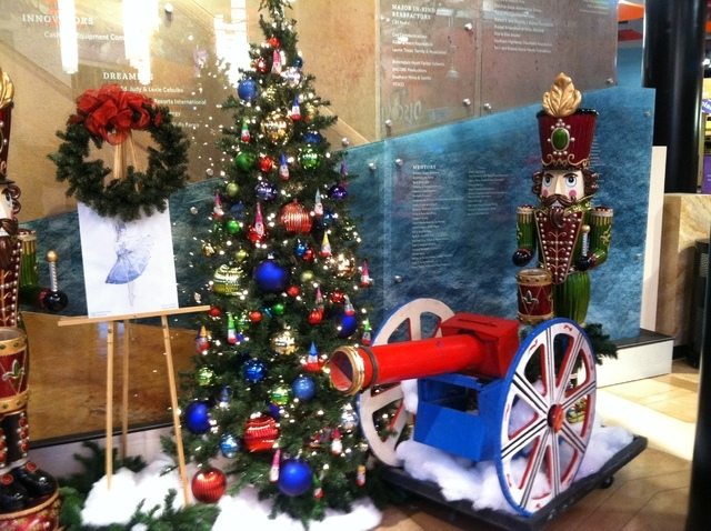 """The Discovery Children's Museum celebrates Black Friday with its second annual """"Nutcracker Extravaganza."""" (Courtesy photo)"""