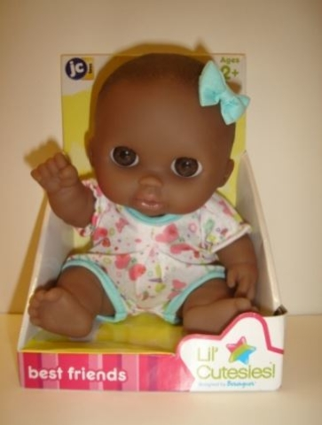 """""""Lil' Cutesies-Best Friends"""" doll by JC Toys Group. (Courtesy W.A.T.C.H.)"""