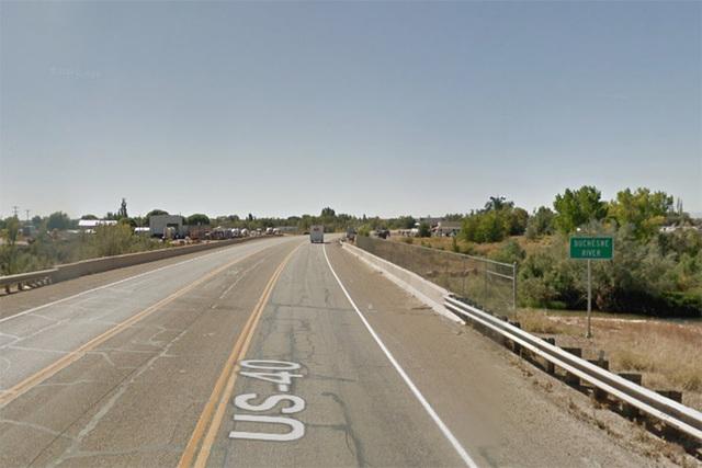 U.S. 191, Myton, UT (Google Street View)