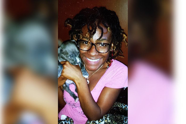 Police have identified the victim as 22-year-old Carlesha Freeland-Gaither. She was taken in the Germantown-Penn Knox part of the city, shortly before 10 p.m. ET on Sunday. (Courtesy)