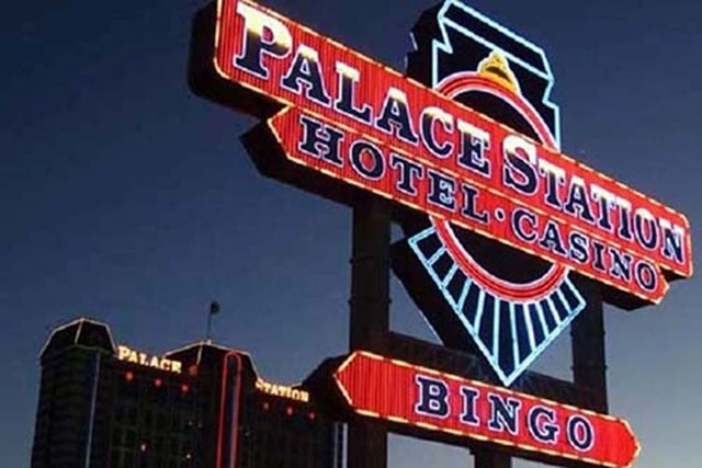 Station Casinos, which own Palace Station in Las Vegas, said its overall revenue for the quarter that ended Sept. 30 was $311 million, a 2.1 percent increase. (Las Vegas Review-Journal file photo)