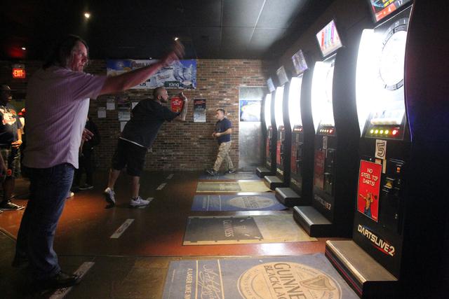 Bar finds target audience   Las Vegas Review-Journal