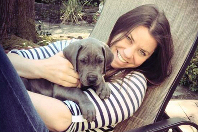 FILE - This undated file photo provided by the Maynard family shows Brittany Maynard, a 29-year-old terminally ill woman who plans to take her own life under Oregon's death with dignity law ...