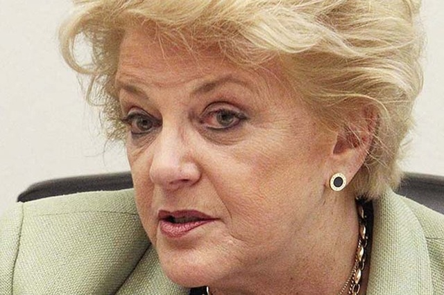 Las Vegas Mayor Carolyn Goodman.  (Jerry Henkel/Las Vegas Review-Journal)