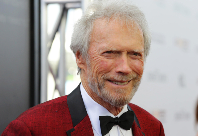 """Director/producer Clint Eastwood attends the Warner Bros. Premiere of """"Jersey Boys"""" at the 2014 Los Angeles Film Festival in Los Angeles, June 19, 2014.  (Eric Charbonneau/Invision for Warner Bros ..."""