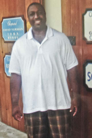 In this undated family file photo provided by the National Action Network, Saturday, July 19, 2014, Eric Garner is shown. Garners death was ruled a homicide by the New York City medical examiner a ...