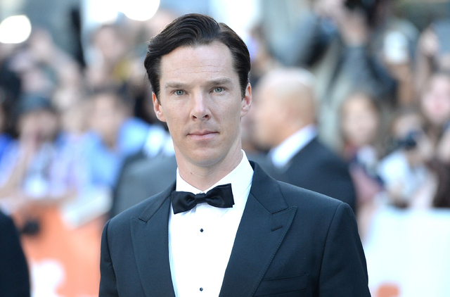 Actor Benedict Cumberbatch arrives at 'The Fifth Estate' premiere during the 2013 Toronto International Film Festival on September 5, 2013 in Toronto, Canada.  (Jason Merritt/Getty Images/Thinkstock)