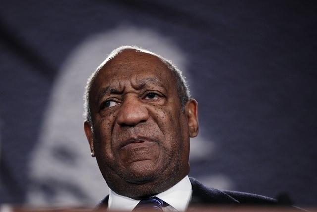 Comedian Bill Cosby (Reuters/Lucas Jackson/File)
