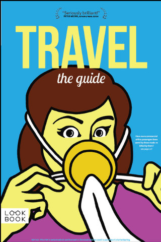 This image provided by Doug Lansky shows the cover of his new book, Travel: The Guide. Lansky writes that the book is not intended to provide hotel suggestions, packing tips or must-see lists, but ...