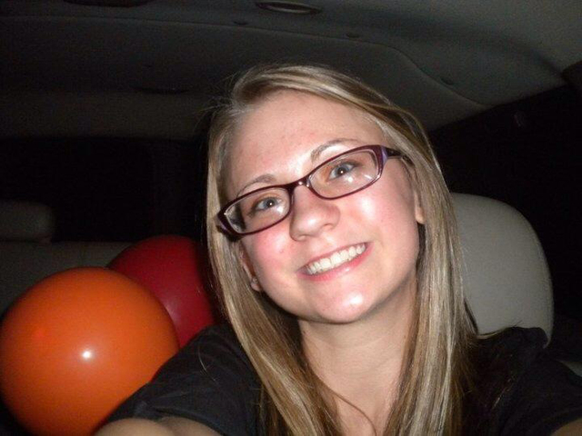 This undated photograph released by the families of Jessica Chambers and her sister Amanda Prince, shows Jessica Chambers taken in Courtland, Miss. Mississippi authorities have launched a homicide ...