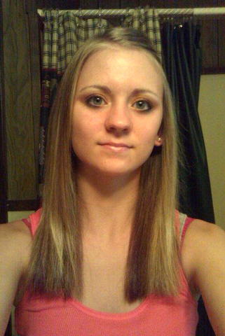 This undated photograph released by the families of Jessica Chambers and her sister Amanda Prince shows Jessica Chambers taken in Courtland, Miss. Mississippi authorities have launched a homicide  ...