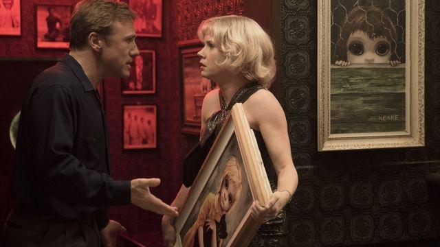 "Christoph Waltz and Amy Adams star in ""Big Eyes."" (Courtesy)"