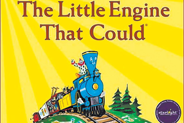 """The Little Engine That Could"" by Watty Piper. (Courtesy)"