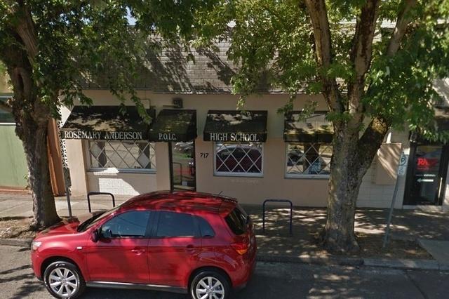 Rosemary Anderson High School (Courtesy, Google Maps)