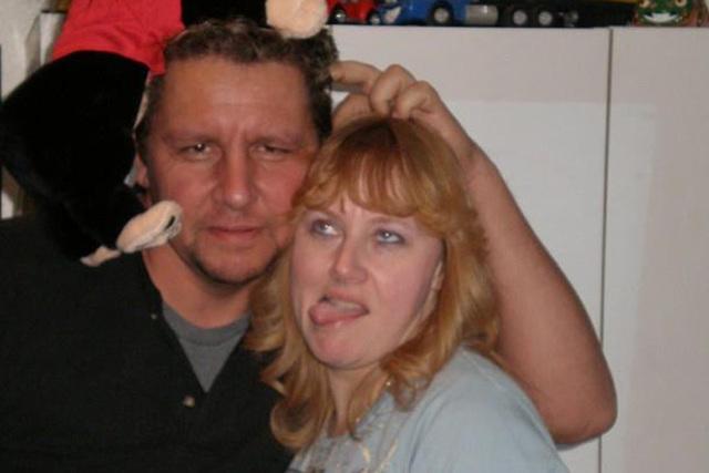 Christopher and Deborah Sena (Facebook)