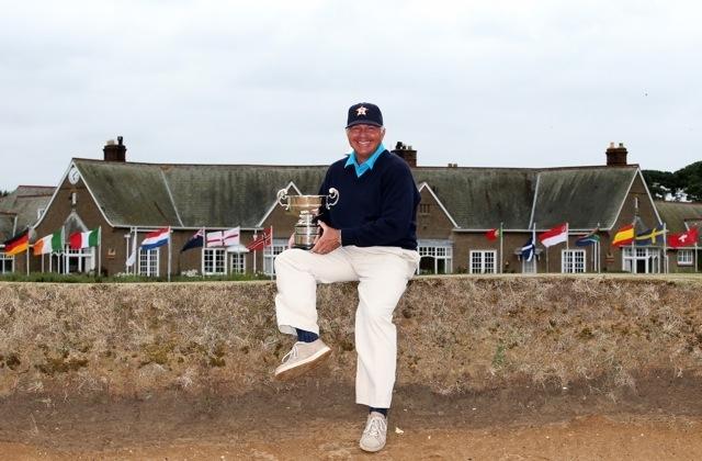 British Amateur Senior Golf