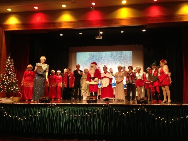 """Sun City MacDonald Ranch Variety Players plans """"Holiday at the Ranch"""" at 7 p.m. Dec. 6 at the Sun City MacDonald Ranch community center, 2020 W. Horizon Ridge Parkway. The event is scheduled t ..."""