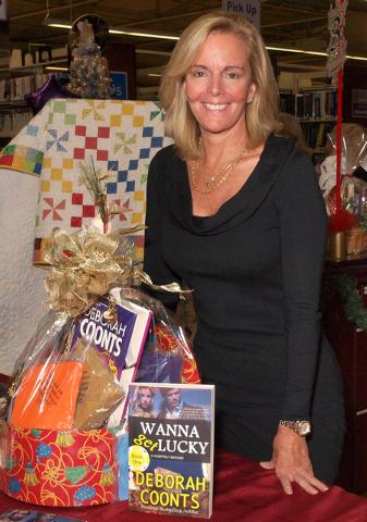 Deborah Coonts (Marian Umhoefer/Las Vegas Review-Journal)