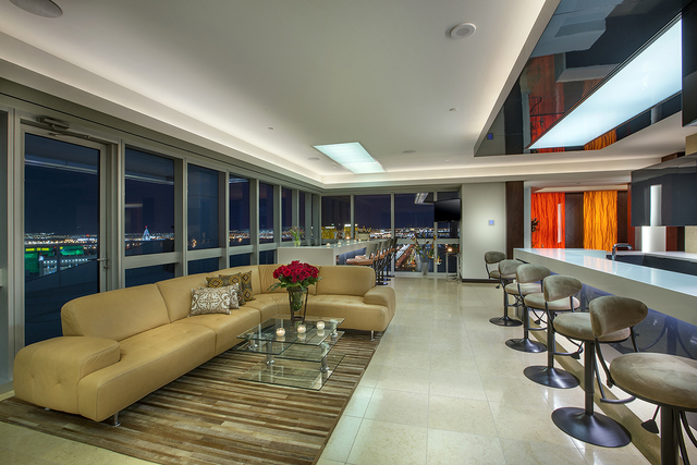 This 4,300-square-foot Sky-Estate penthouse at The Martin features an ultra-modern kitchen. Kristen Routh Silberman of Synergy, Sotheby's International Realty has the listing for nearly $4 million ...