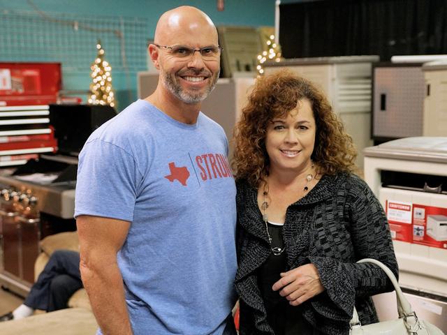 Peter & Lisa Deziel (Courtesy Amelinda B Lee)