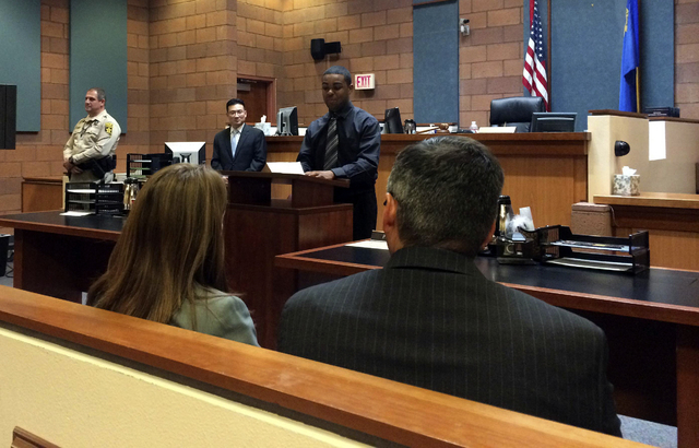 Specialty Courts Deemed A Frugal Form Of Justice Las