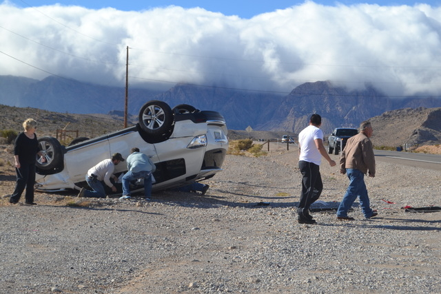 Courtesy (Lillian Browne, Pahrump Valley Times)