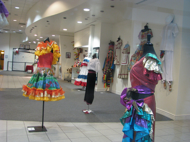 the Hispanic Museum of Nevada is one of several tenants changing the offerings at The Boulevard mall. (F. Andrew Taylor/View)