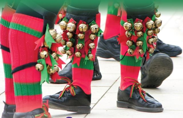 The city of Henderson plans its inaugural Jingle Bell Run at 9 a.m. Dec. 20 at Pecos Legacy Park, 150 N. Pecos Road. (Special to View)