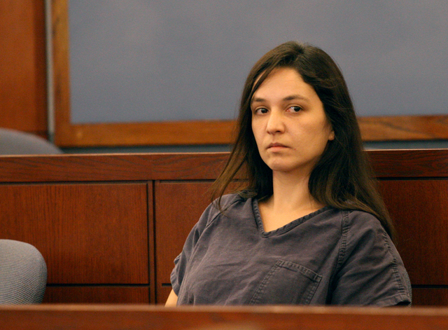 Galina Kilova, woman accused of leaving the scene of a hit-and-run accident that killed a man while he was pushing his granddaughter in stroller, awaits the beginning of a preliminary hearing at t ...