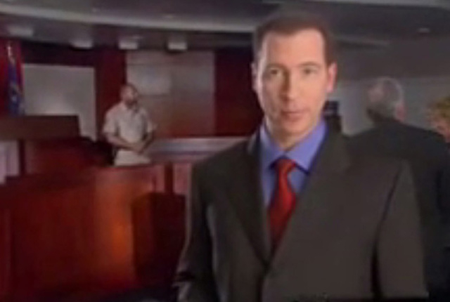 A Nevada blogger has asked a judge to toss an invasion of privacy lawsuit filed by Las Vegas personal injury lawyer Adam Kutner. (Adam Kutner/Youtube)