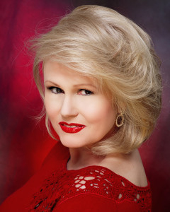 Singer Laura Taylor joins the Walt Boenig Big Band for swingin' holiday tunes Saturday afternoon at Ron DeCar's Event Center. Courtesy photo.