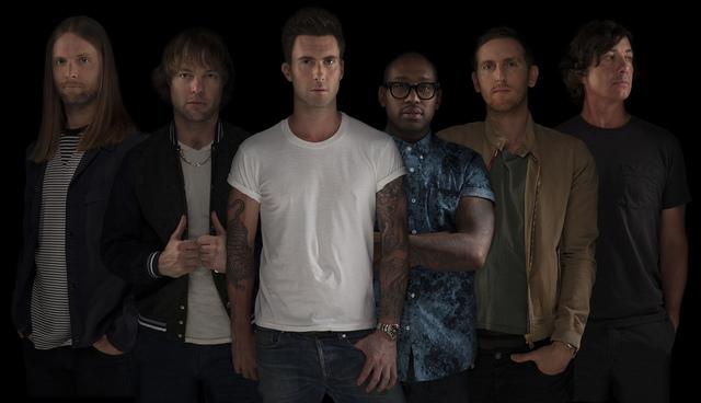 Maroon 5 (Courtesy)
