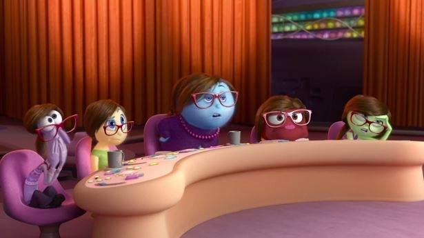 "Pixar has release a trailer of its newest movie ""Inside Out."" (Screengrab, YouTube/Disney Pixar)"