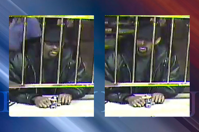Las Vegas police are looking for a man who attempted to rob the Ellis Island Casino and Brewery on Nov. 26. (Courtesy/Las Vegas Metropolitan Police Department)