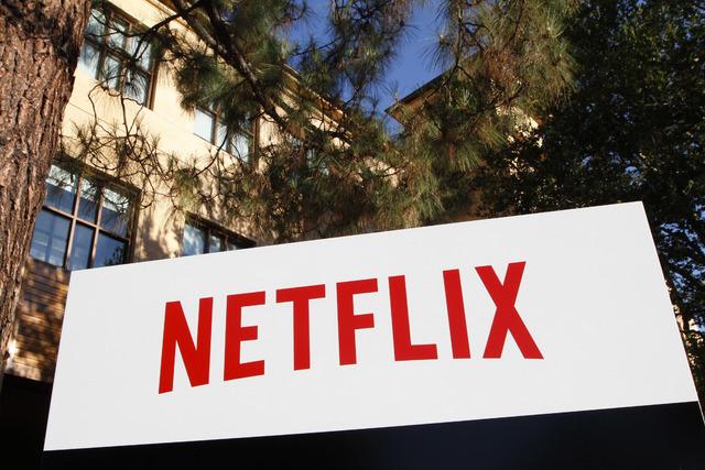 Netflix corporate headquarters campus in Los Gatos, California. (courtesy, CNN)