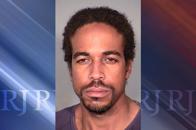 Las Vegas police on Saturday identified the man they suspect fatally shot another man during an altercation in a central valley apartment complex Friday evening. Courtesy (Las Vegas Metropolitan P ...