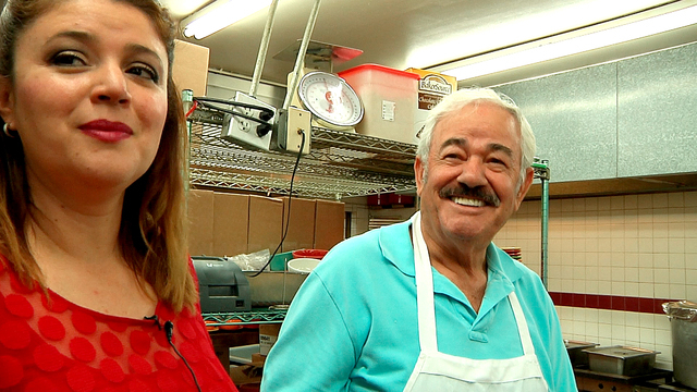 Neriza Johnson and her father Alfredo Martinez of Dona Maria Tamales Restaurant prepare for the upcoming holidays when they will sell upwards of 3,100 dozen hand-made tamales. Friday, December 12, ...