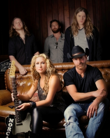 Trick Pony is just one of the name country acts you can see for no cover during the National Finals Rodeo (Courtesy)