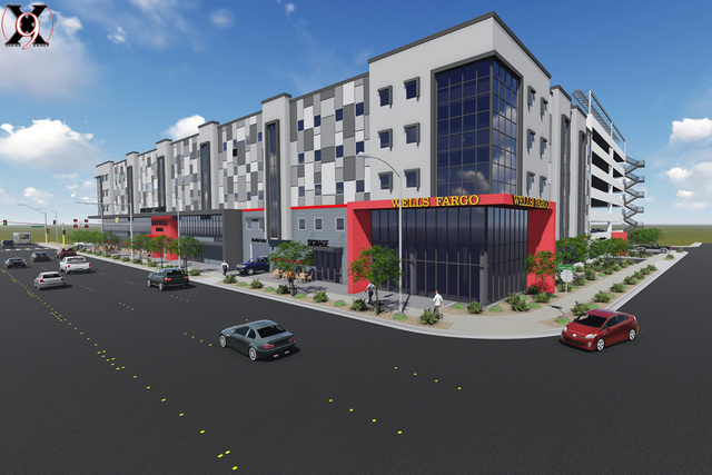 The Nevada System of Higher Education Board of Regents on Friday approved a public-private partnership between a land developer and UNLV to build a 610-space parking garage and a new home for the  ...