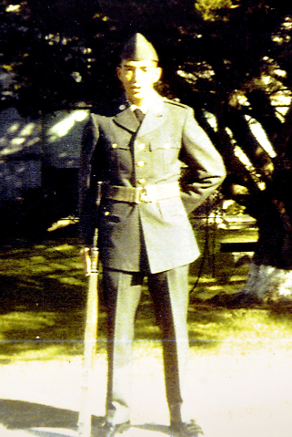 An undated family photo of Raymond Fafard taken during his service. In an interview at the Review-Journal on Thursday, May 30, 2013, Johnnette Fafard described her battle with the Department of Ve ...